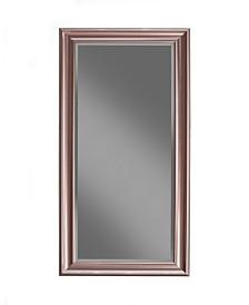 Martin Svensson  Rose Gold Full Length Leaner Mirror