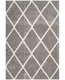 "Safavieh Montreal Gray and Ivory 5'3"" x 7'6"" Area Rug"