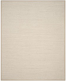 Natural Fiber Marble and Linen 8' x 10' Sisal Weave Area Rug