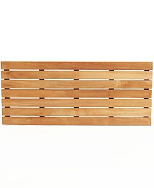 "ARB Teak Bath and Shower Mat-32"" x 14"""