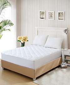 350 Thread Count Cotton Water Resistant Full Mattress Pad