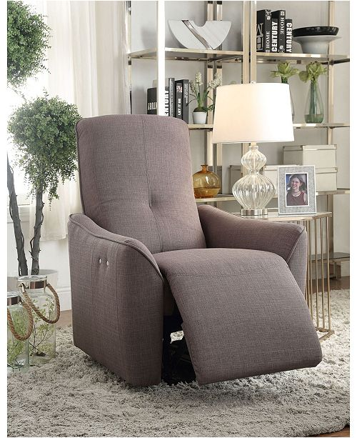 Acme Furniture Agico Recliner (Power Motion)
