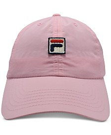Fila Logo Baseball Hat