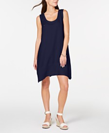Tommy Hilfiger Linen Dress, Created for Macy's