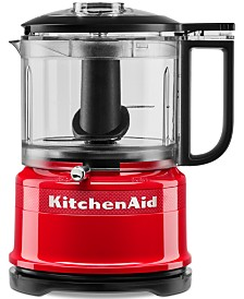 KitchenAid® KFC3516QHSD 100 Year Limited Edition Queen of Hearts 3.5-Cup Mini Food Chopper