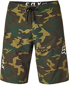 "Fox Men's Overhead Camo 21"" Board Shorts"
