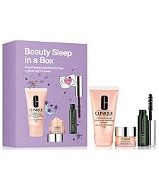 Clinique 3-Pc. Beauty Sleep In A Box Set