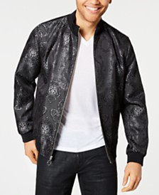 I.N.C. Men's Baroque Jacket, Created for Macy's