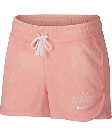 Nike Sportswear Cotton Washed Shorts