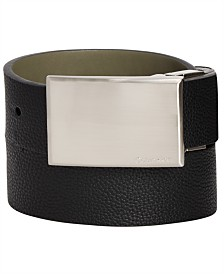 Calvin Klein Big Boys Industrial Reversible  Belt