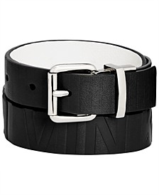 Big Boys Reversible Embossed Belt