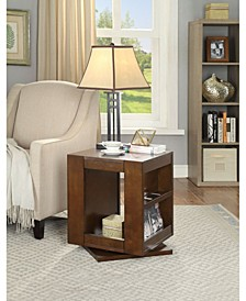 Pisanio End Table (Swivel)