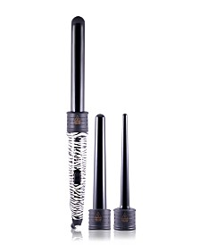 Royale 3 Piece Tourmaline Curling Wand Set