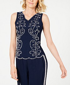 Embellished Top, Created for Macy's