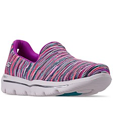 Skechers Women's GoWalk Evolution Ultra - Multi Slip-On Walking Sneakers from Finish Line