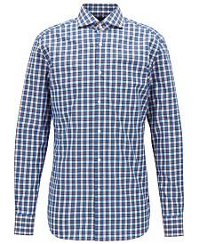 BOSS Men's Christo Slim-Fit Cotton Shirt
