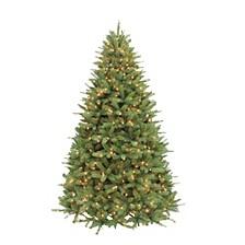 International 6.5 ft. Pre-lit Davidson Fir Premier Artificial Christmas Tree 550 UL listed Clear Lights