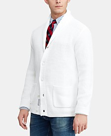 Polo Ralph Lauren Men's Shawl-Collar Cotton Cardigan