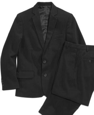 Bi-Stretch Suit Jacket, Little Boys