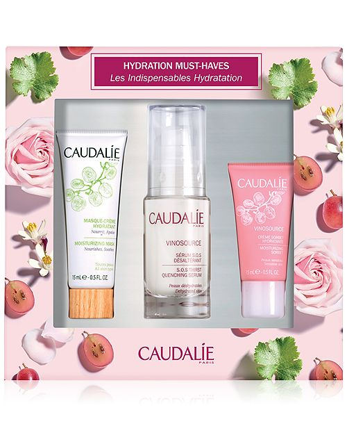 Caudalie 3-Pc. Hydration Must-Haves Set