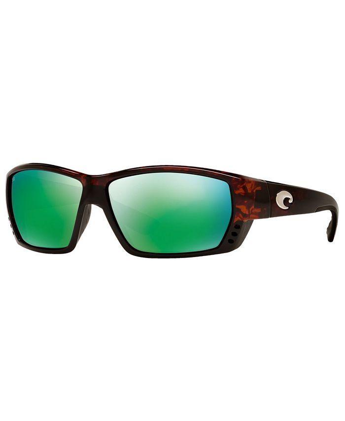 Costa Del Mar - Polarized Sunglasses, TUNA ALLEY POLARIZED 61P