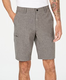 "Kenneth Cole New York Men's 10"" Tech Cargo Shorts"