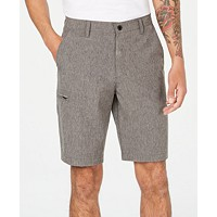 Deals on Kenneth Cole New York Men's 10-inch Tech Cargo Shorts