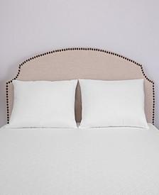 Ultra-Fresh Cotton Standard Pillow 2-Pack