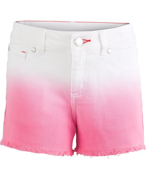 Tommy Hilfiger Toddler Girls Ombré Denim Shorts