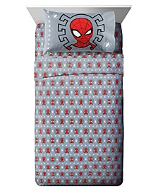 Spiderman 3 Piece Twin Sheet Set
