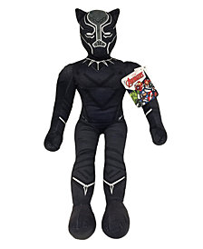 Marvel Black Panther Blue Tribe Pillow Buddy