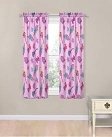 "Nickelodeon JoJo Siwa Dream Believe 63"" Drapes"