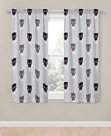 "Marvel Black Panther Wakanda 63"" Drapes"