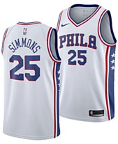 6ad0cfcfc Nike Men s Ben Simmons Philadelphia 76ers Association Swingman Jersey