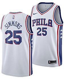 Nike Men's Ben Simmons Philadelphia 76ers Association Swingman Jersey