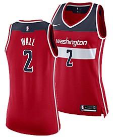 Women's John Wall Washington Wizards Swingman Jersey