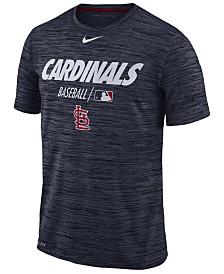 Nike Men's St. Louis Cardinals Velocity Team Issue T-Shirt