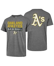 '47 Brand Men's Oakland Athletics Rival Bases Loaded T-Shirt