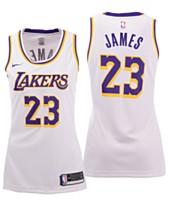 Nike Women s LeBron James Los Angeles Lakers Swingman Jersey 905921d59