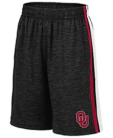 Big Boys Oklahoma Sooners Team Stripe Shorts