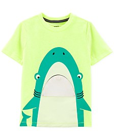 Carter's Toddler Boys Shark Graphic T-Shirt