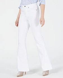 Stunner Flare-Leg Jeans