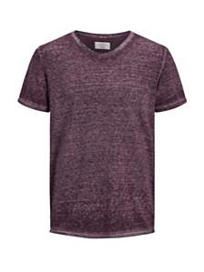 Jack & Jones Men's Washed Style Vneck Tshirt