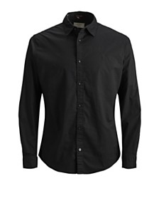 Jack & Jones Men's Skull Detailed Slim Fit Shirt