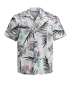 Men's Summer Vibes Short Sleeve Shirt