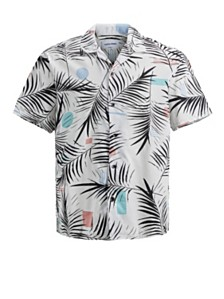 Jack & Jones Men's Summer Vibes Short Sleeve Shirt
