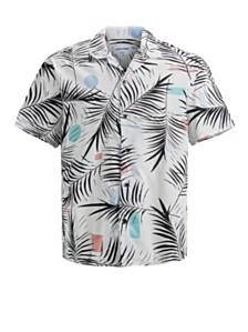 Jack & Jones Men's Summer Vibes Short Sleeve Shirt