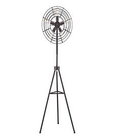Dimond Lighting Fan Floor Lamp