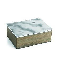 CLOSEOUT! Michael Aram Ripple Effect Triple Small Box