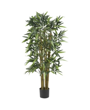 Nearly Natural 4' Biggy Faux Silk Tree